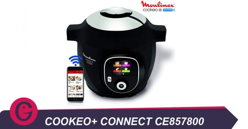 test Cookeo+ Connect CE857800
