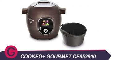test Cookeo+ Gourmet CE852900