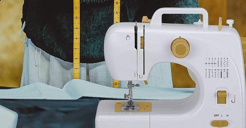 choix de machine à coudre pour du tissu épais