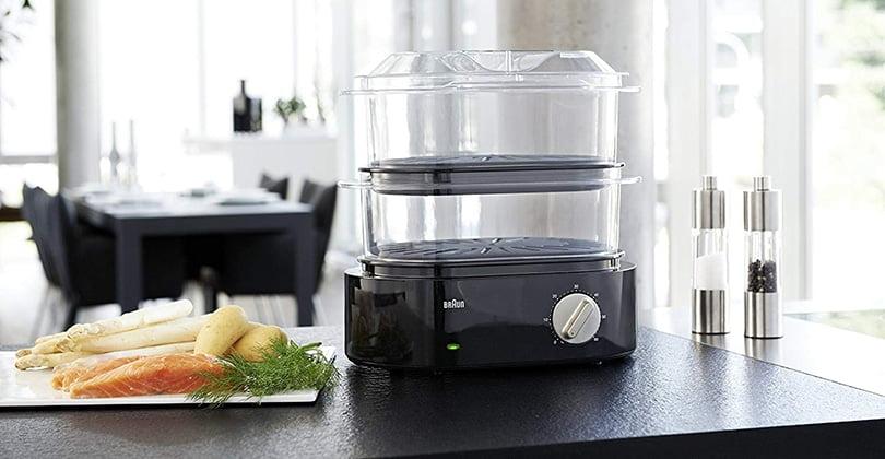cuiseur vapeur capacité et bols
