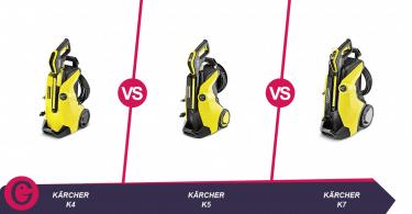 karcher k4 k5 ou k7