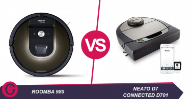 roomba 980 vs neato d7 connected d701