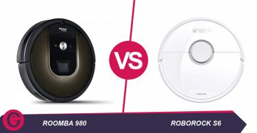 roomba 980 vs roborock s6