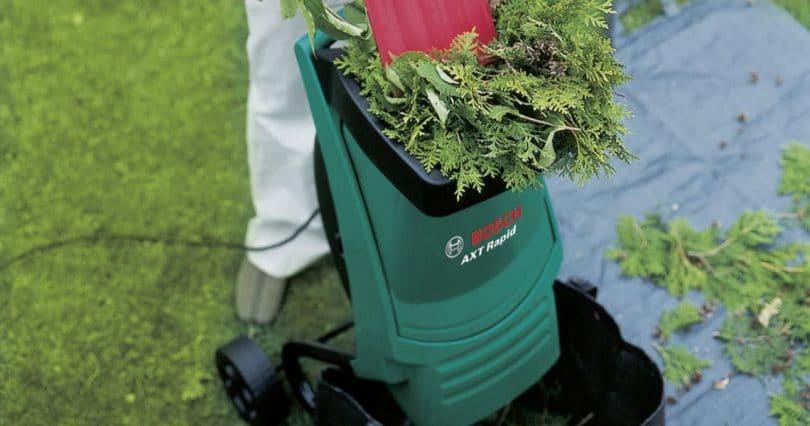 comment affûter un broyeur à végétaux?