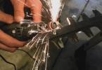 comment affûter un taille haie électrique