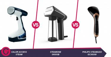 Calor Access Steam, SteamOneSN50SB ou Philips Steam&Go
