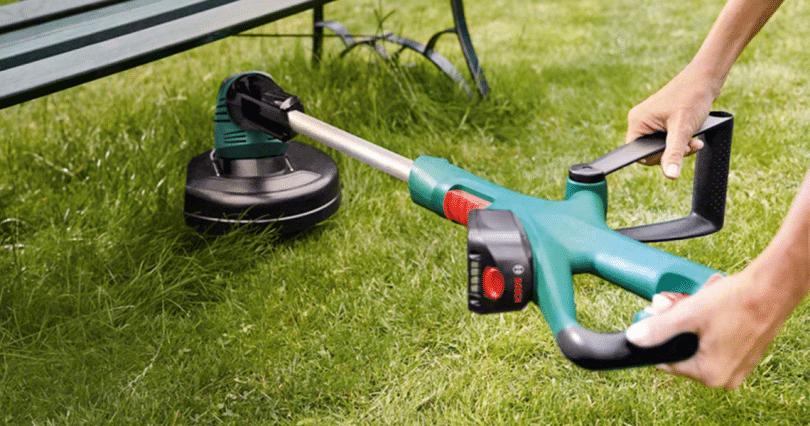 comment utiliser un coupe bordure électrique