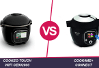 cookeo touch wifi vs cook4me+ connect