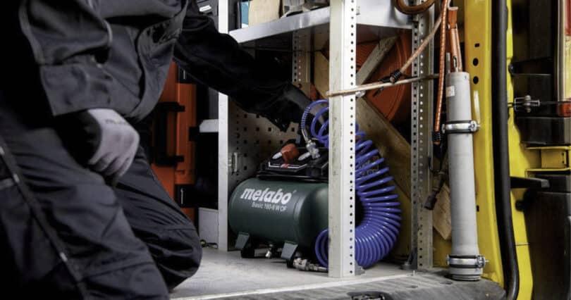 comment régler un compresseur d'air