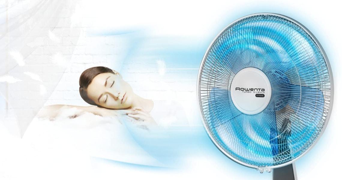 comment faire du froid avec un ventilateur