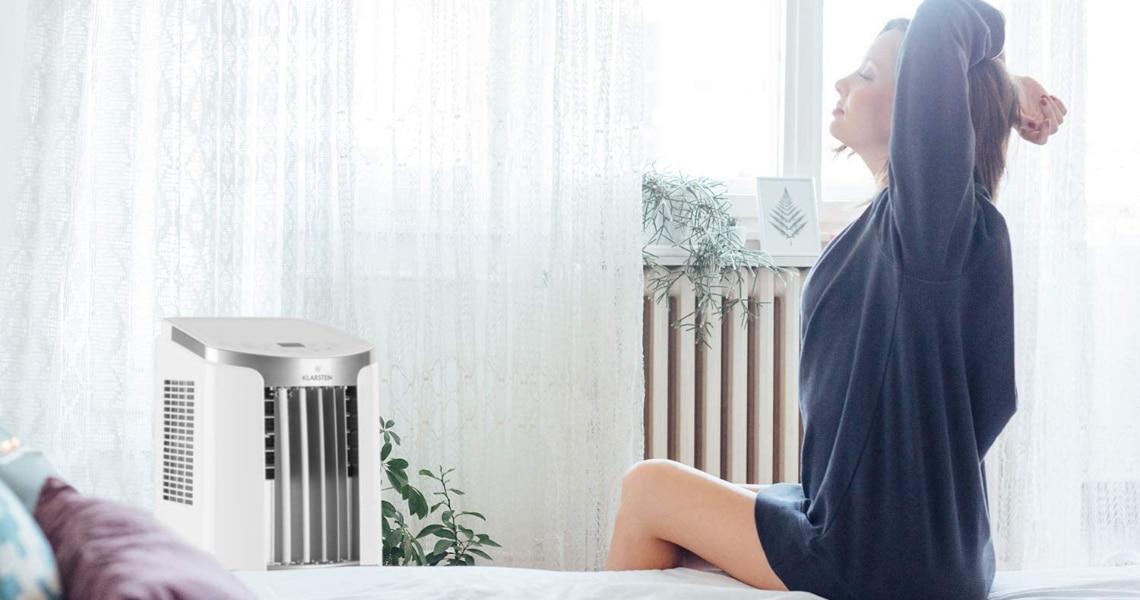 quels sont les avantages d'un climatiseur mobile pour l'été