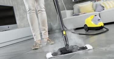 comment utiliser un nettoyeur vapeur